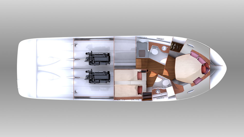 Antares 42 layout