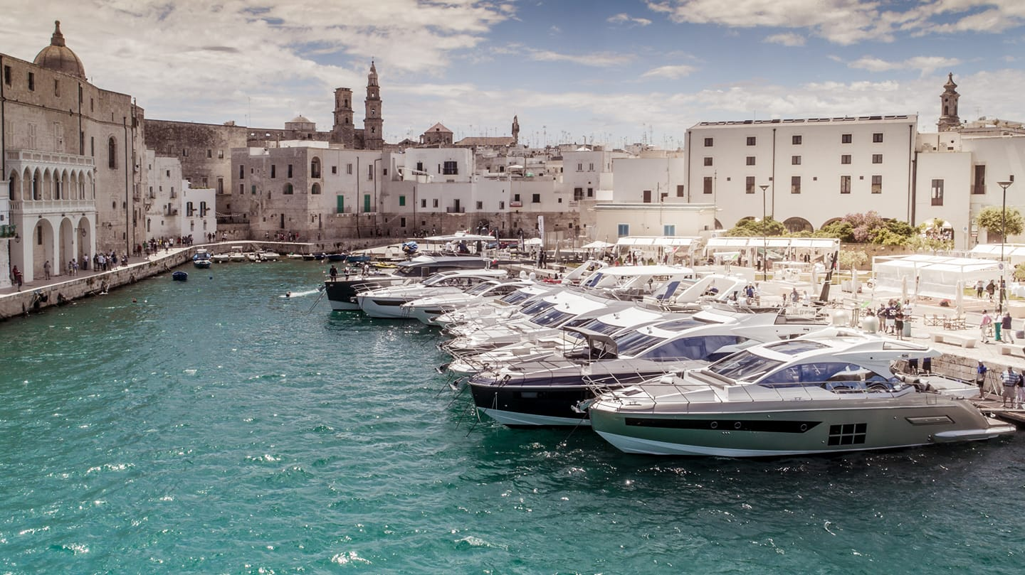 The Azimut | Benetti Yachting Gala XI, picture perfect in Puglia