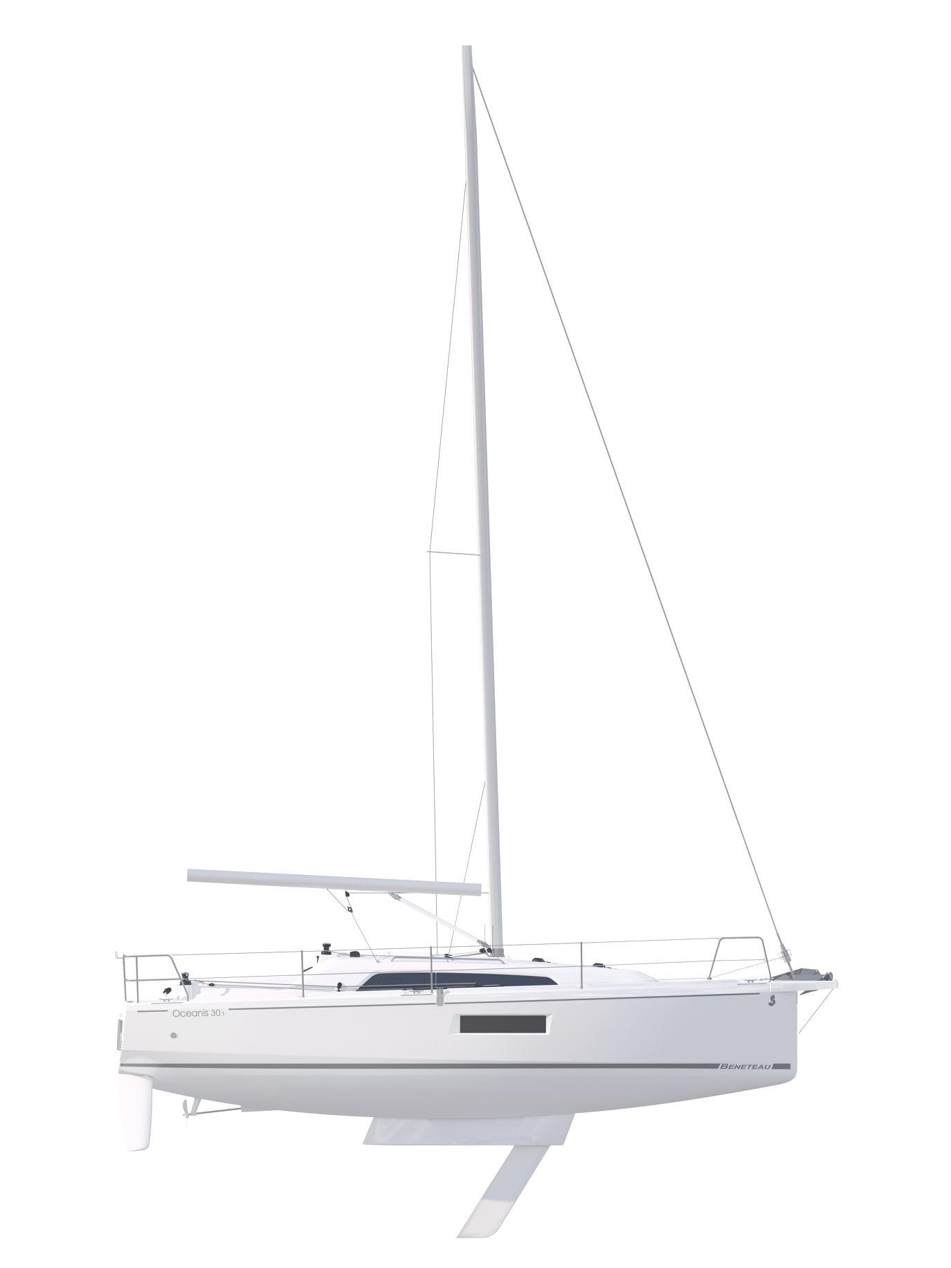 Oceanis 30.1-4