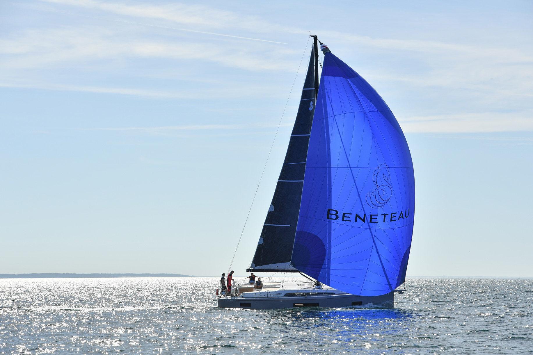 2014 Beneteau Oceanis 48-1