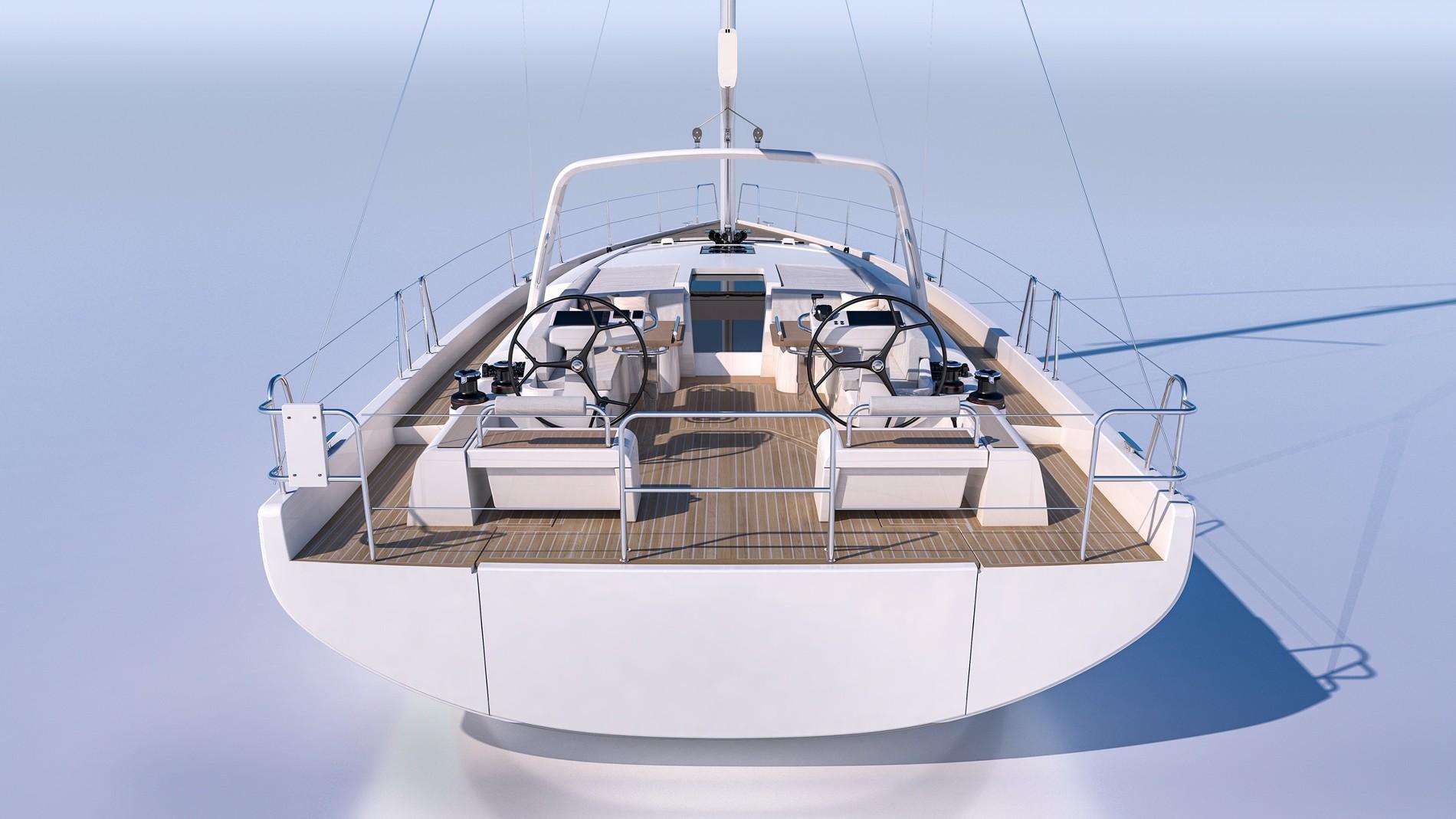 Oceanis Yacht 54-4
