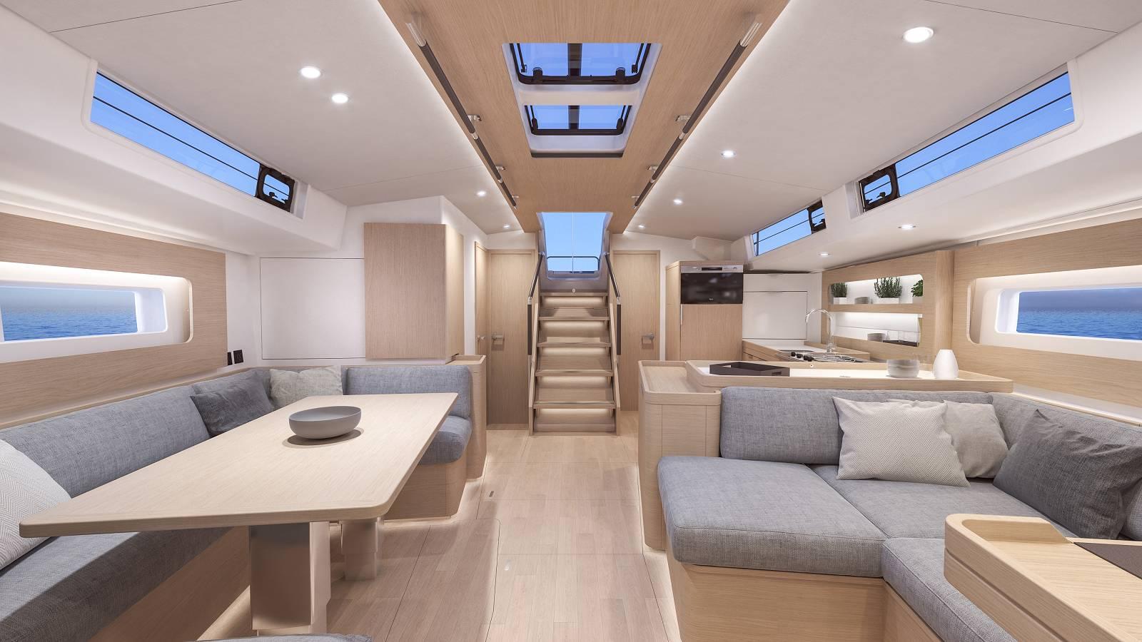 Oceanis Yacht 54-3