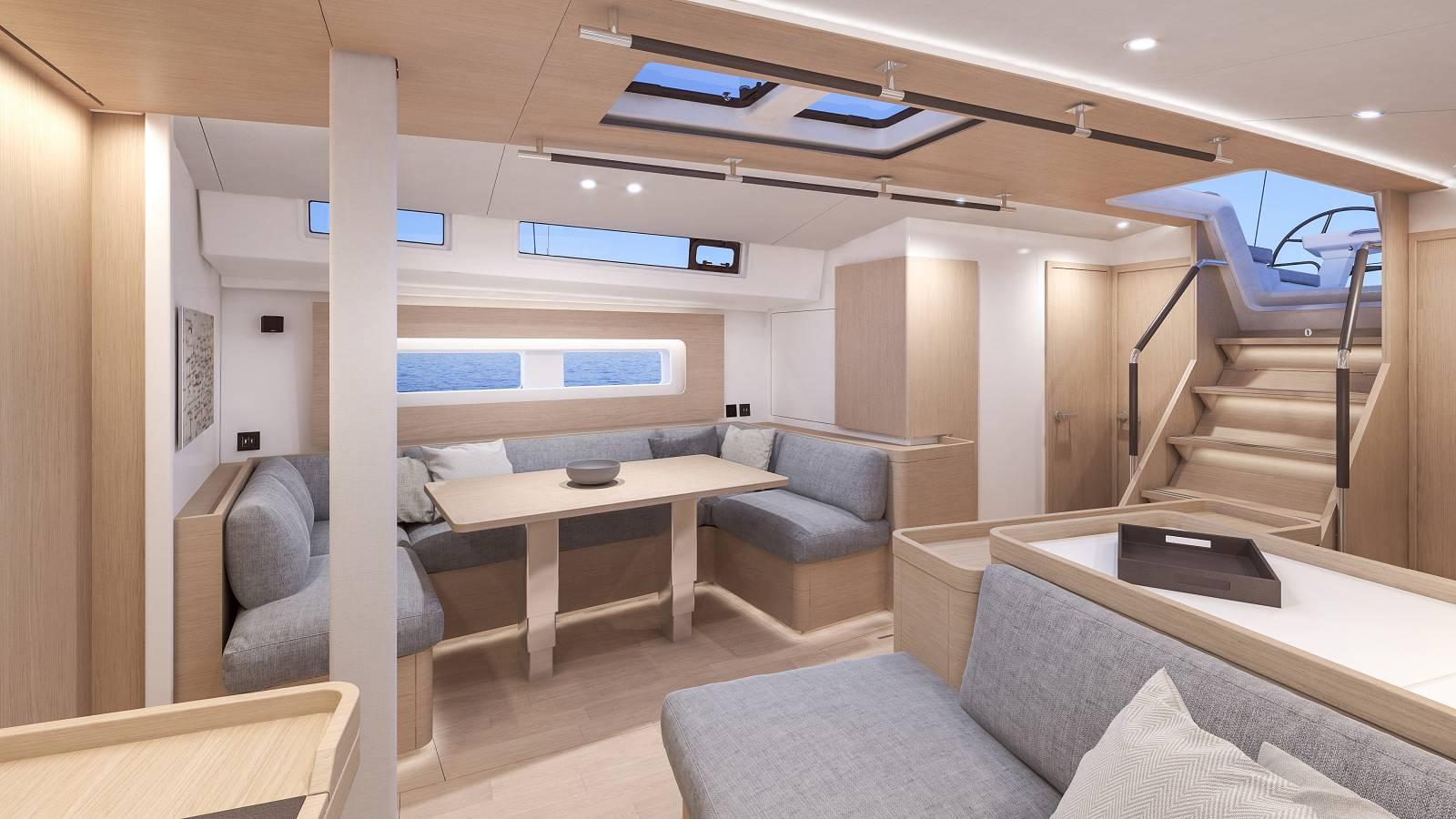 Oceanis Yacht 54-5