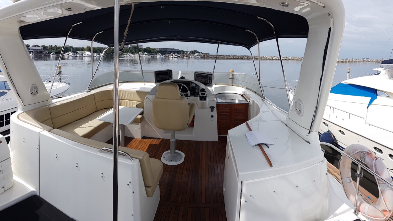 2010 Beneteau Swift Trawler 52-2