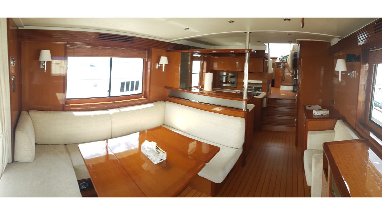 2010 Beneteau Swift Trawler 52-1