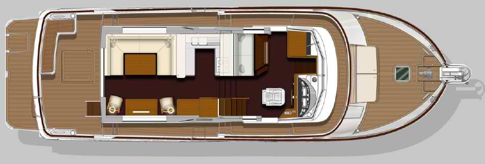 2010 Beneteau Swift Trawler 52-1