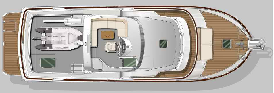 2010 Beneteau Swift Trawler 52-2