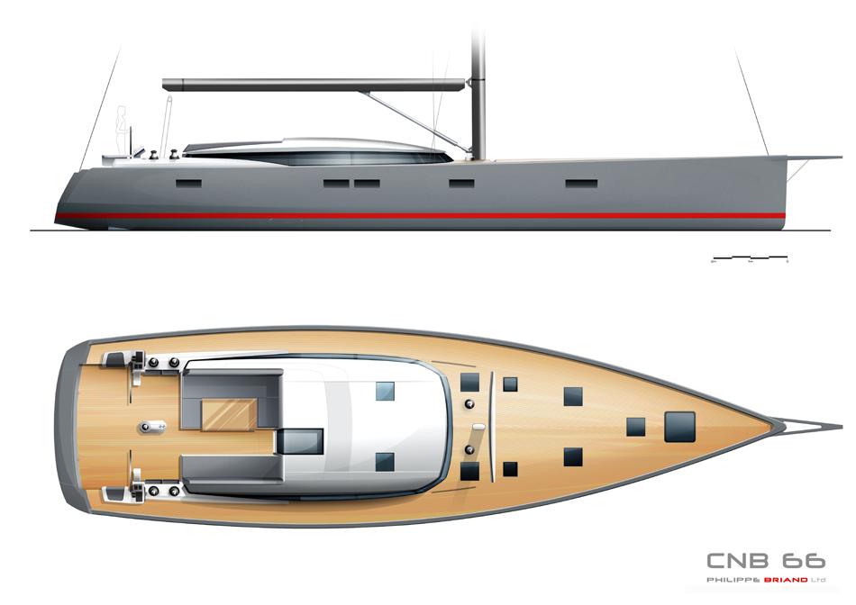 CNB 66 layout
