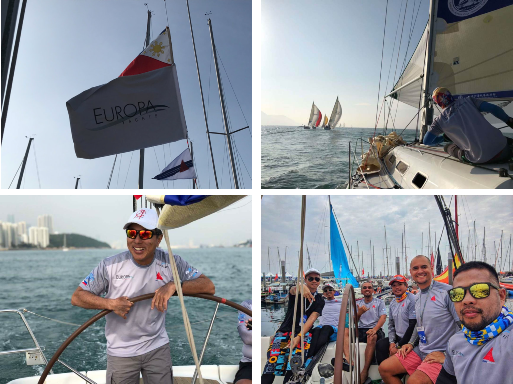 Europa Yachts Subic Sailing Team Beneteau - China Cup 2018 - 1