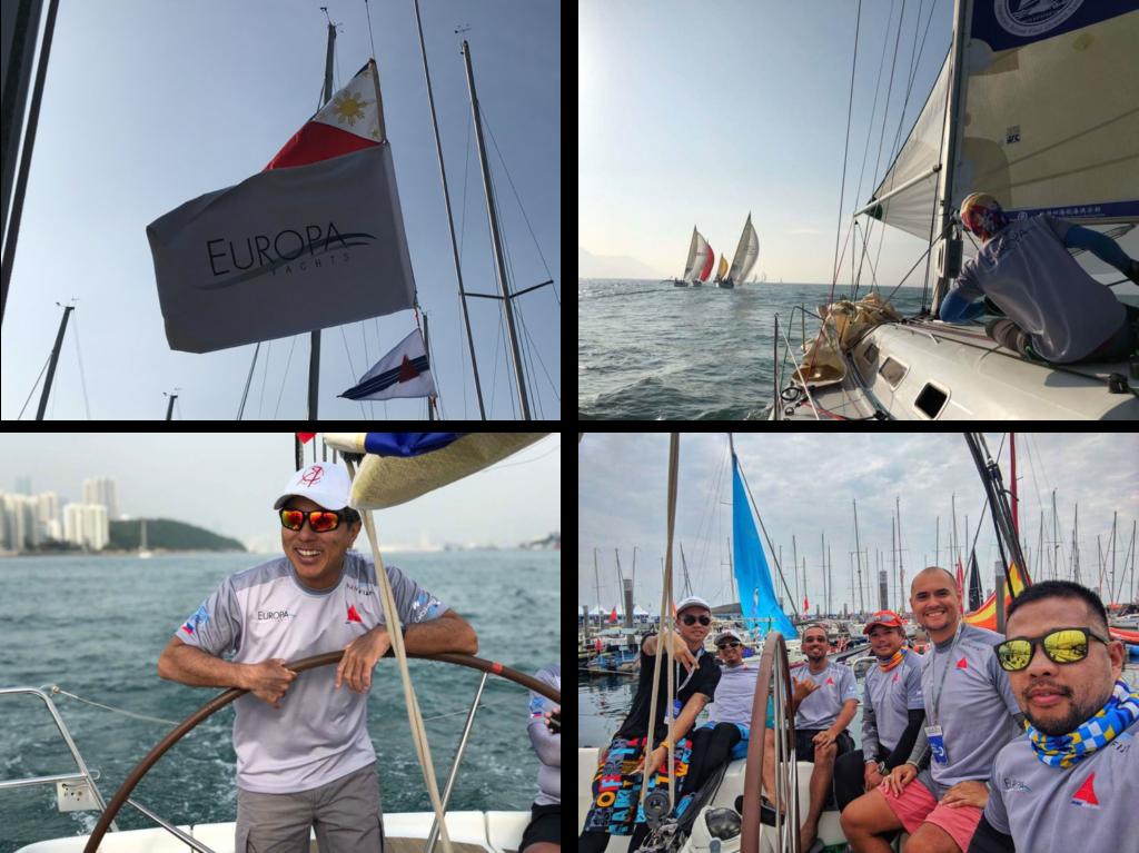 Europa Yachts Subic Sailing Team Beneteau - China Cup 2018 - 1