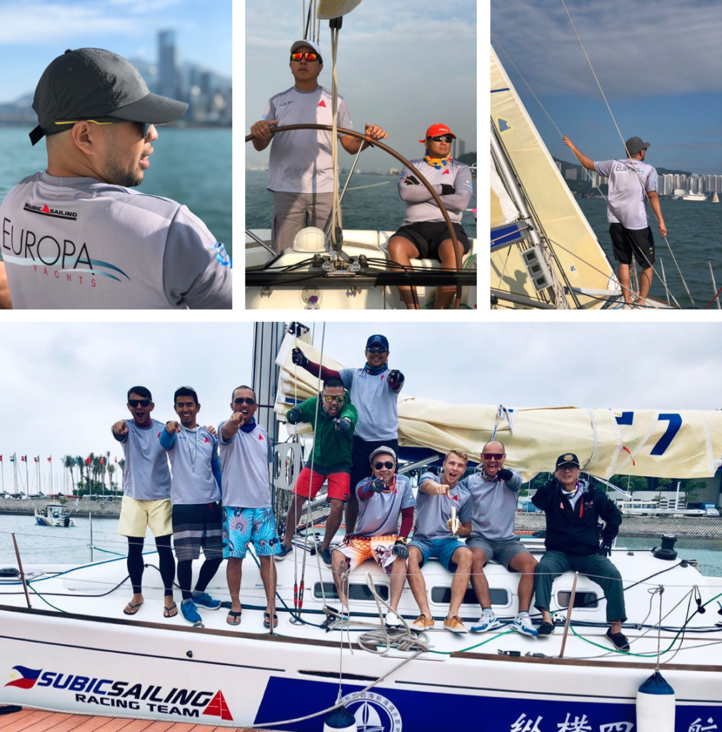 Europa Yachts Subic Sailing Team Beneteau - China Cup 2018 - 0