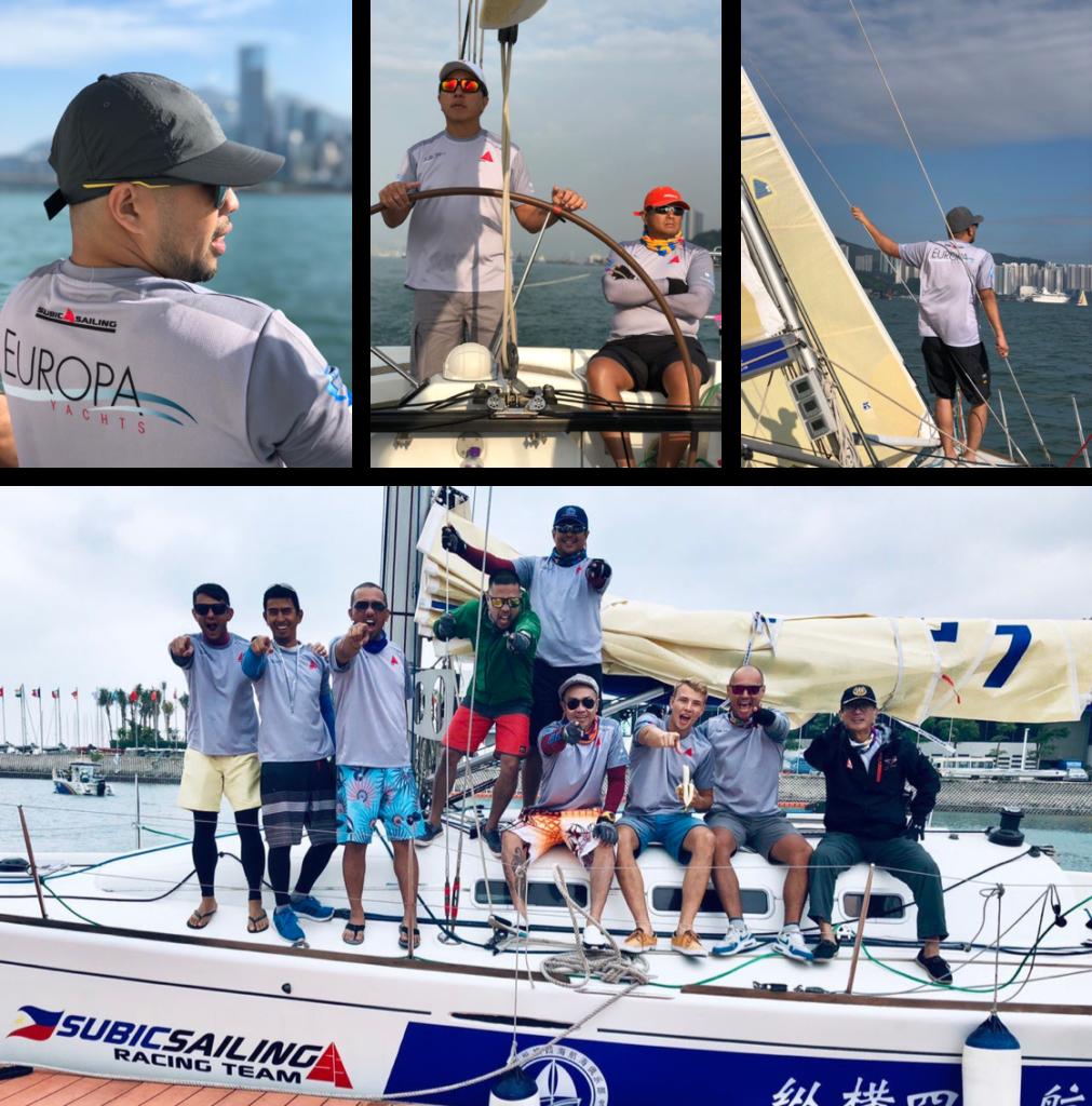 Europa Yachts Subic Sailing Team Beneteau - China Cup 2018 - 0