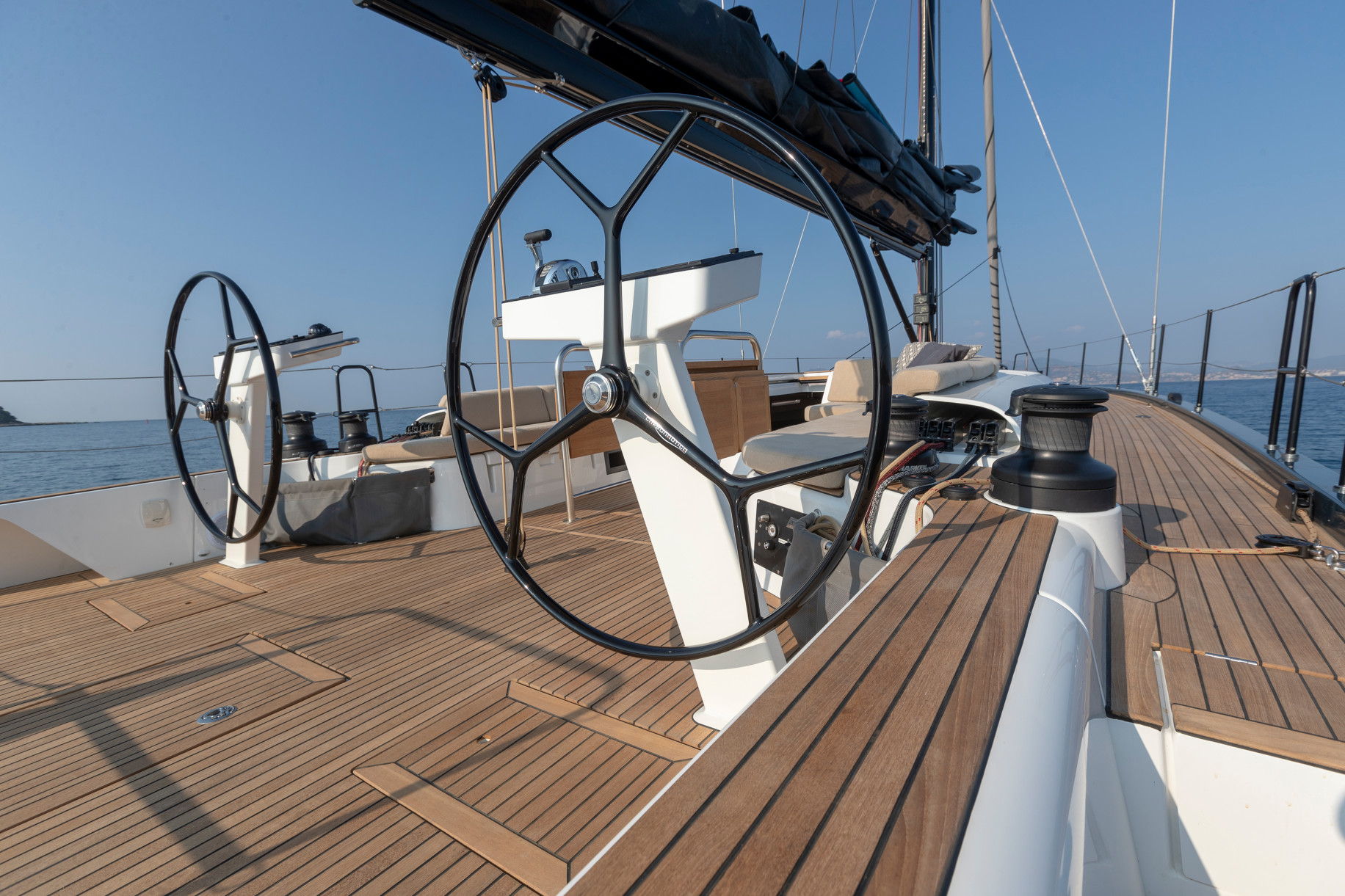 First Yacht 53-1
