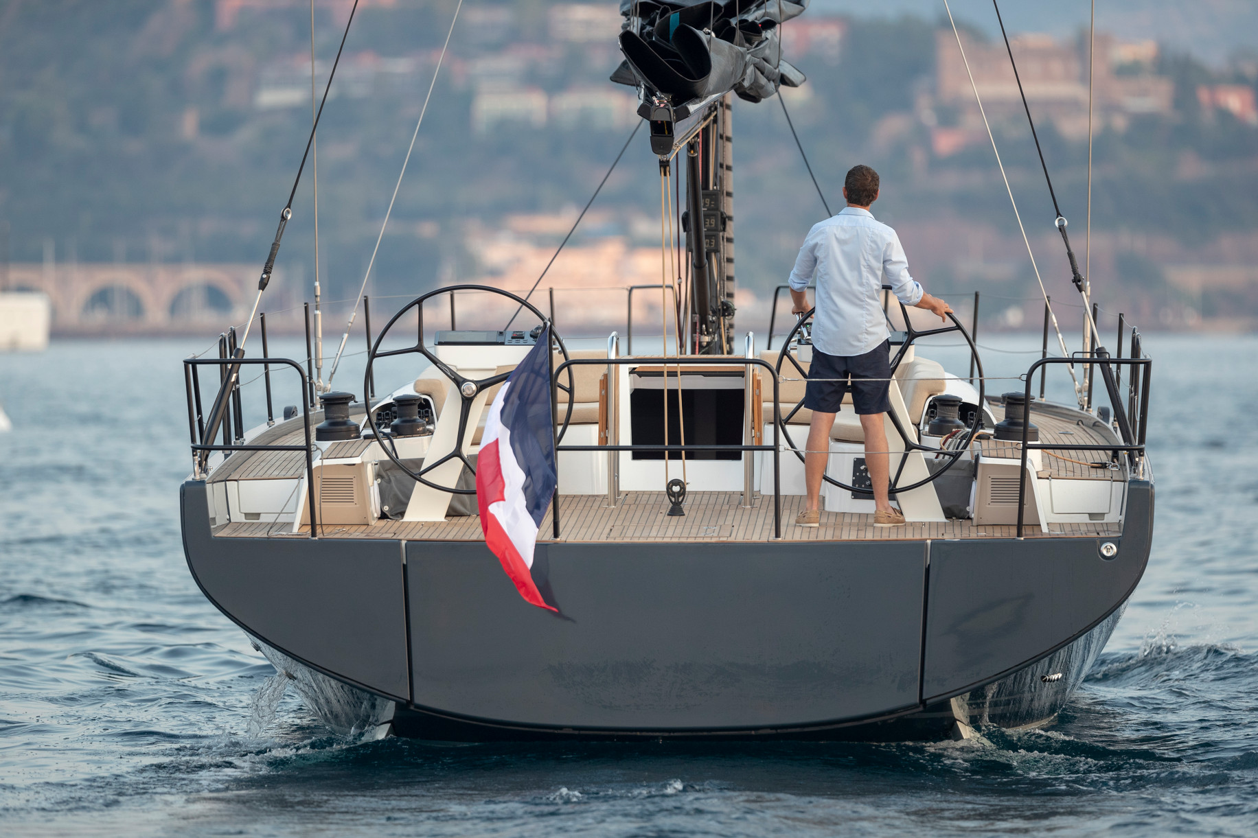 First Yacht 53-4
