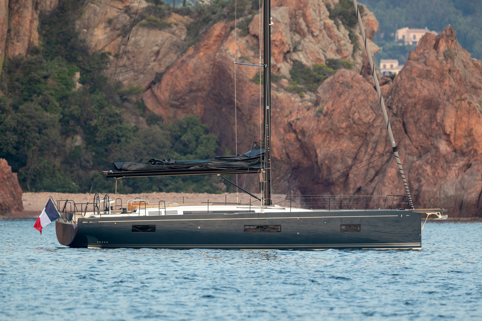 First Yacht 53-5
