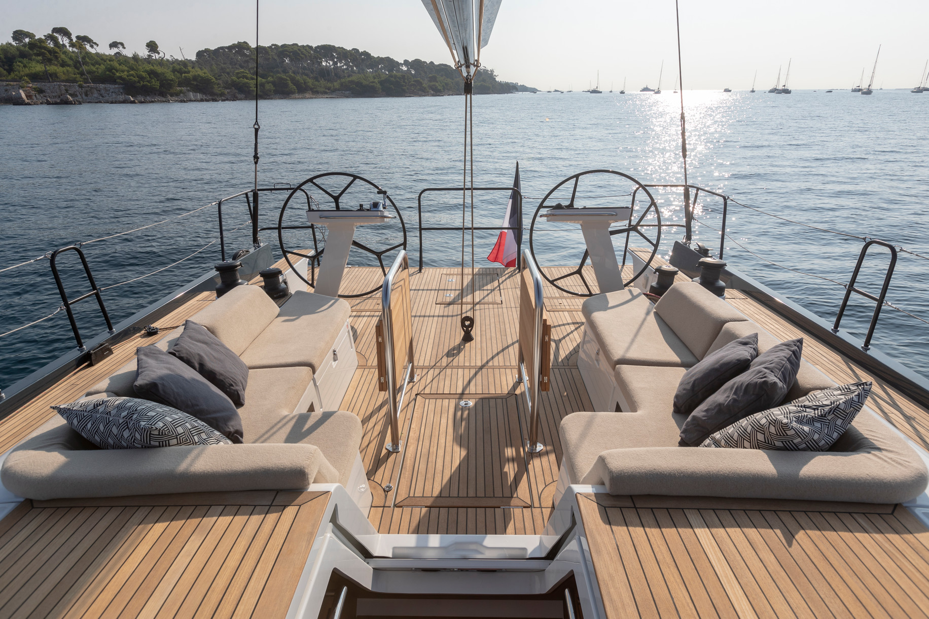 First Yacht 53-7