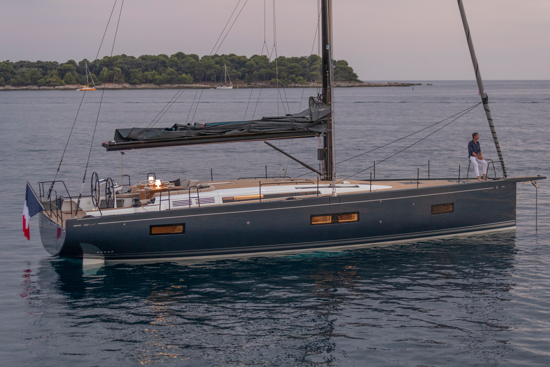 First Yacht 53-15