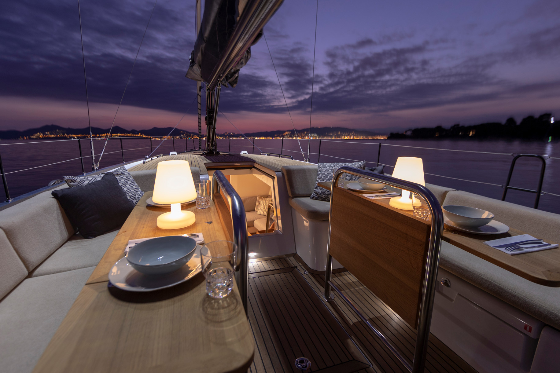 First Yacht 53-16