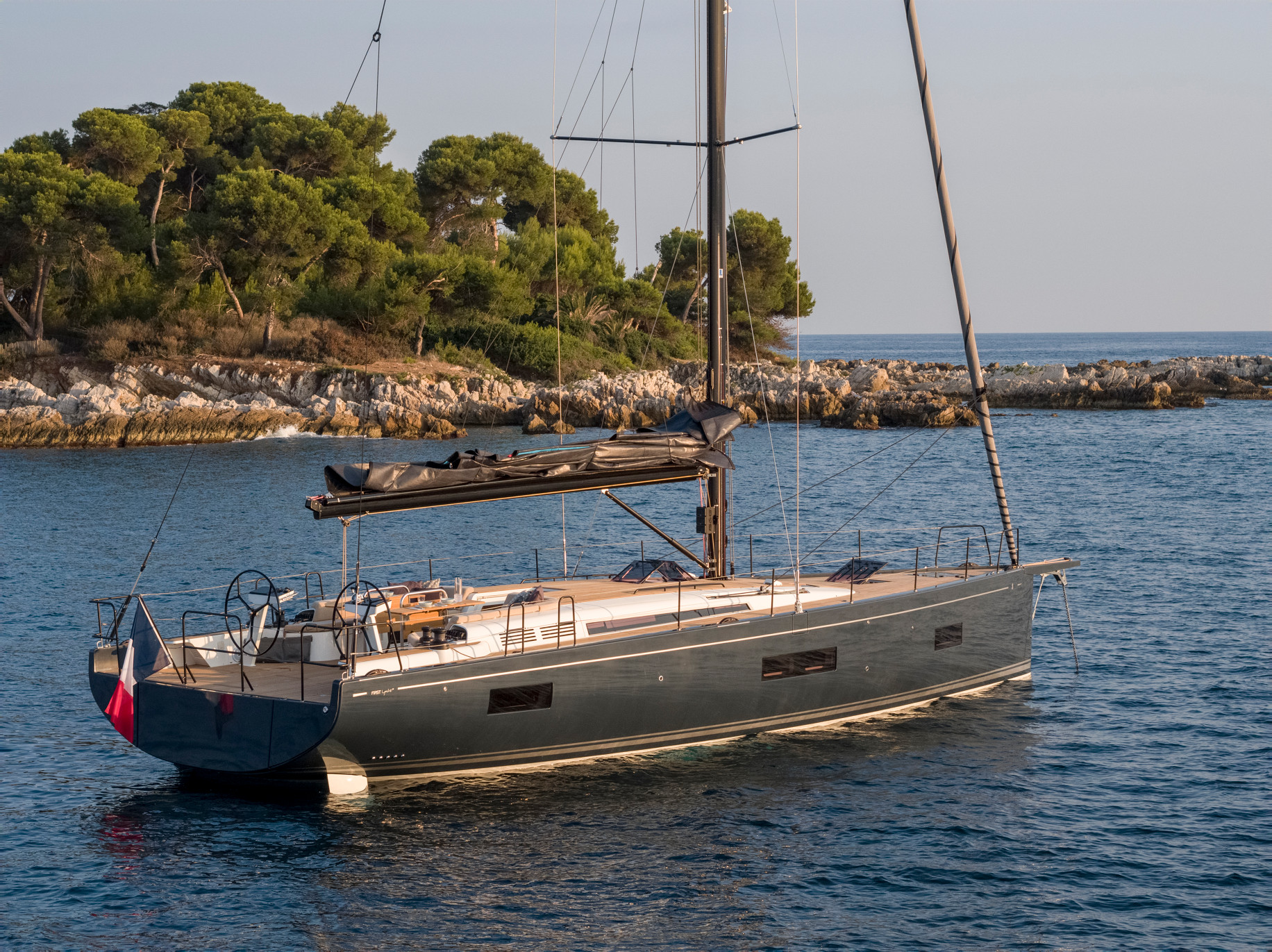 First Yacht 53-17