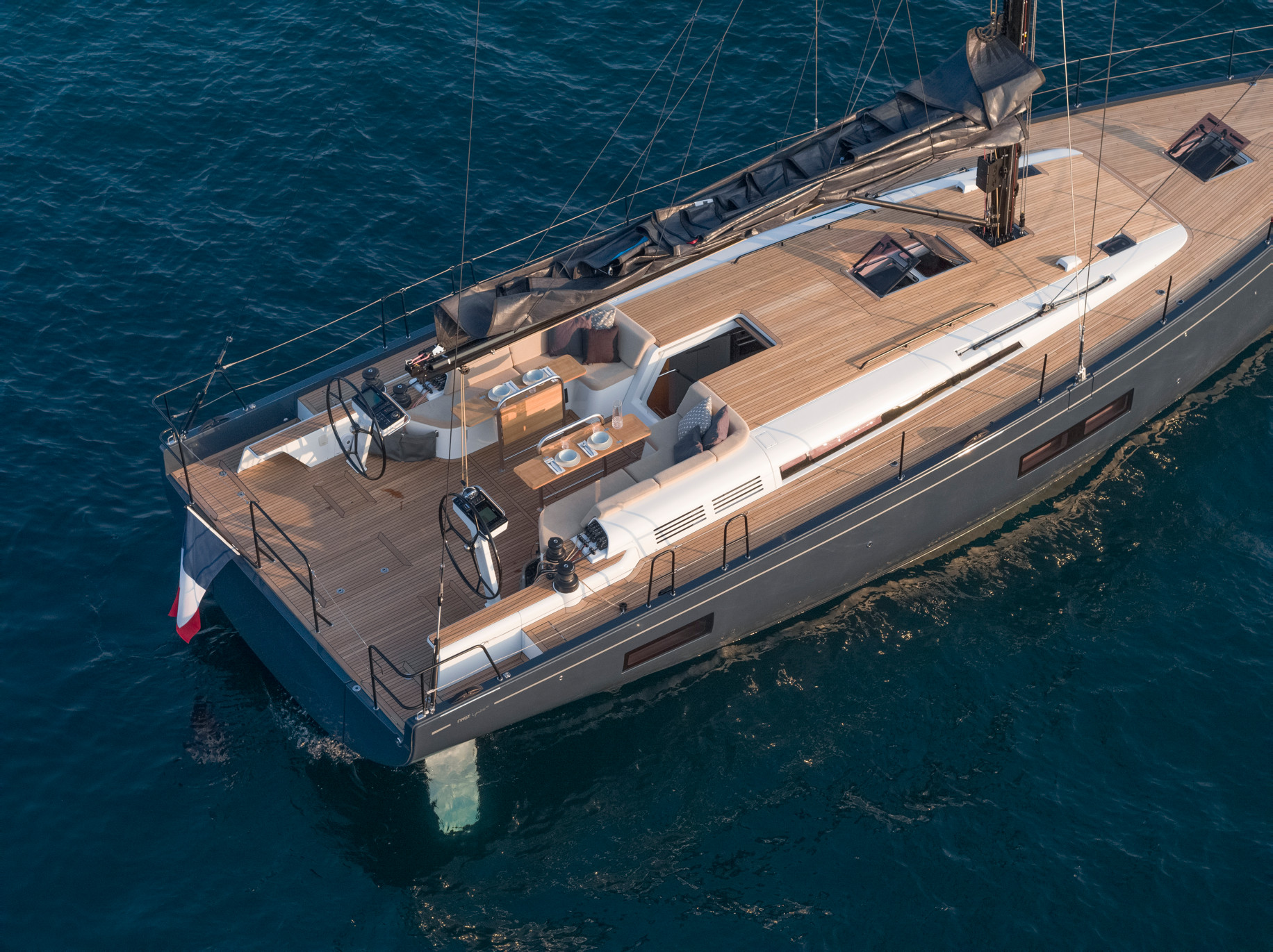 First Yacht 53-18