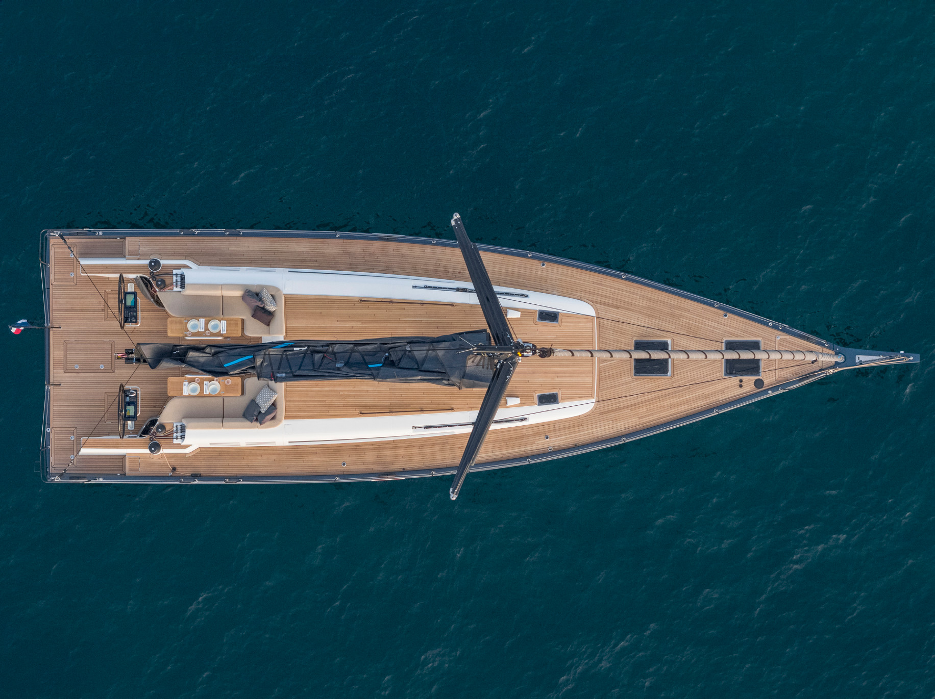 First Yacht 53-19