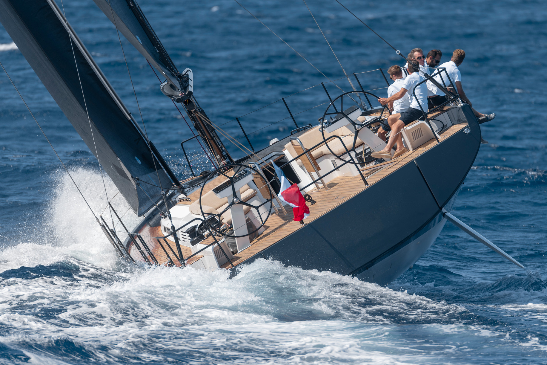First Yacht 53-23