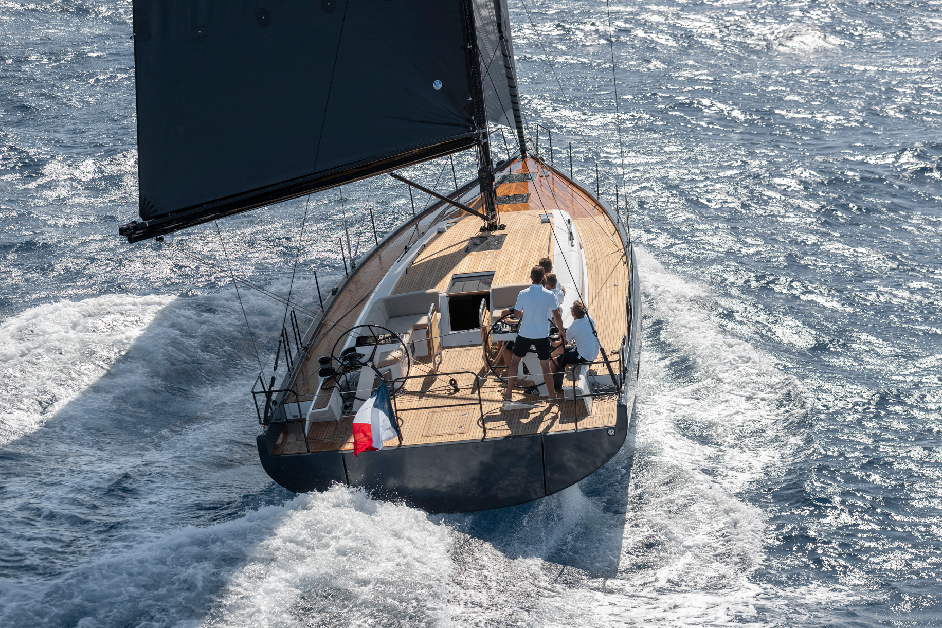 First Yacht 53-27