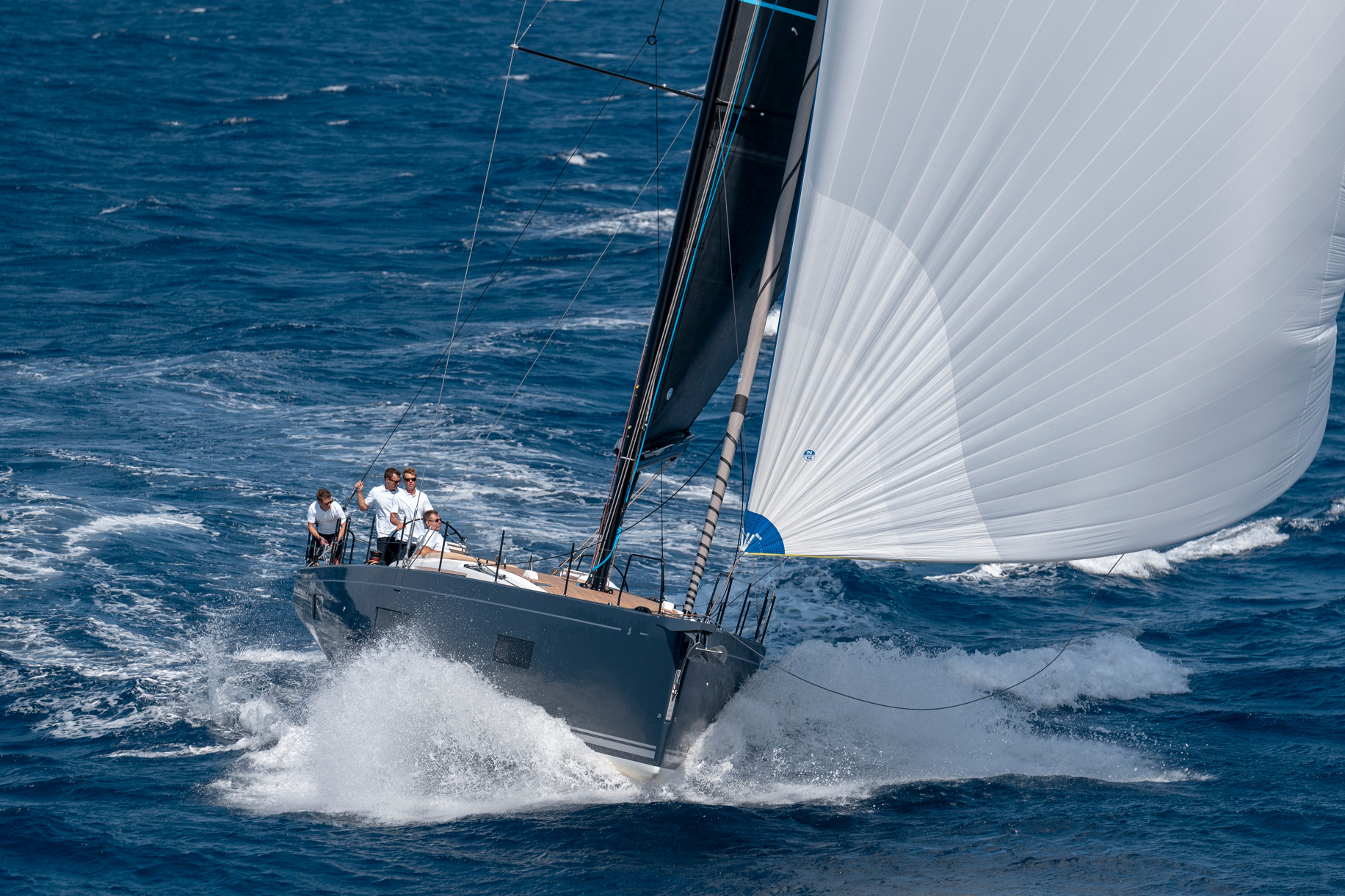 First Yacht 53-29