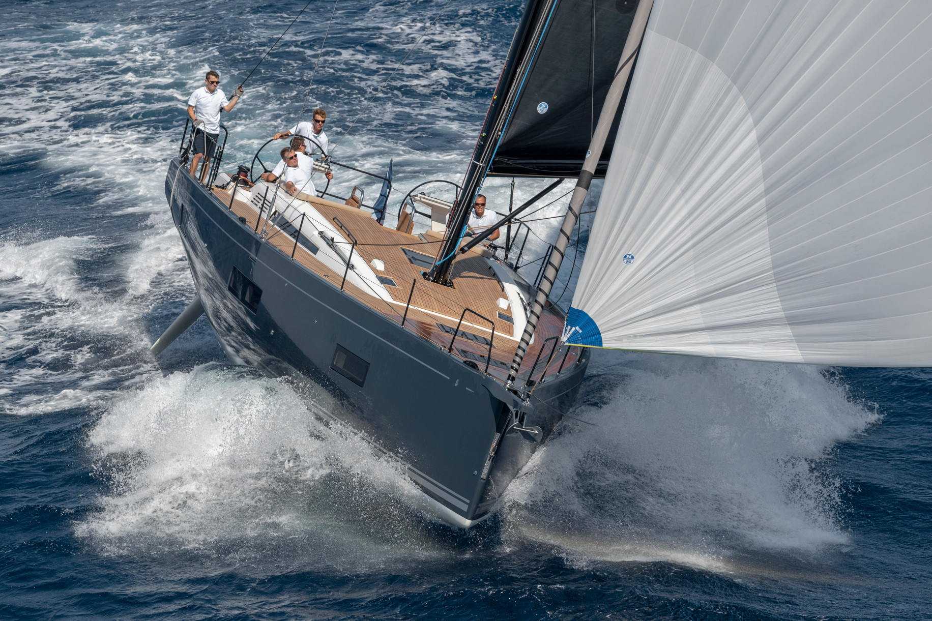 First Yacht 53-30
