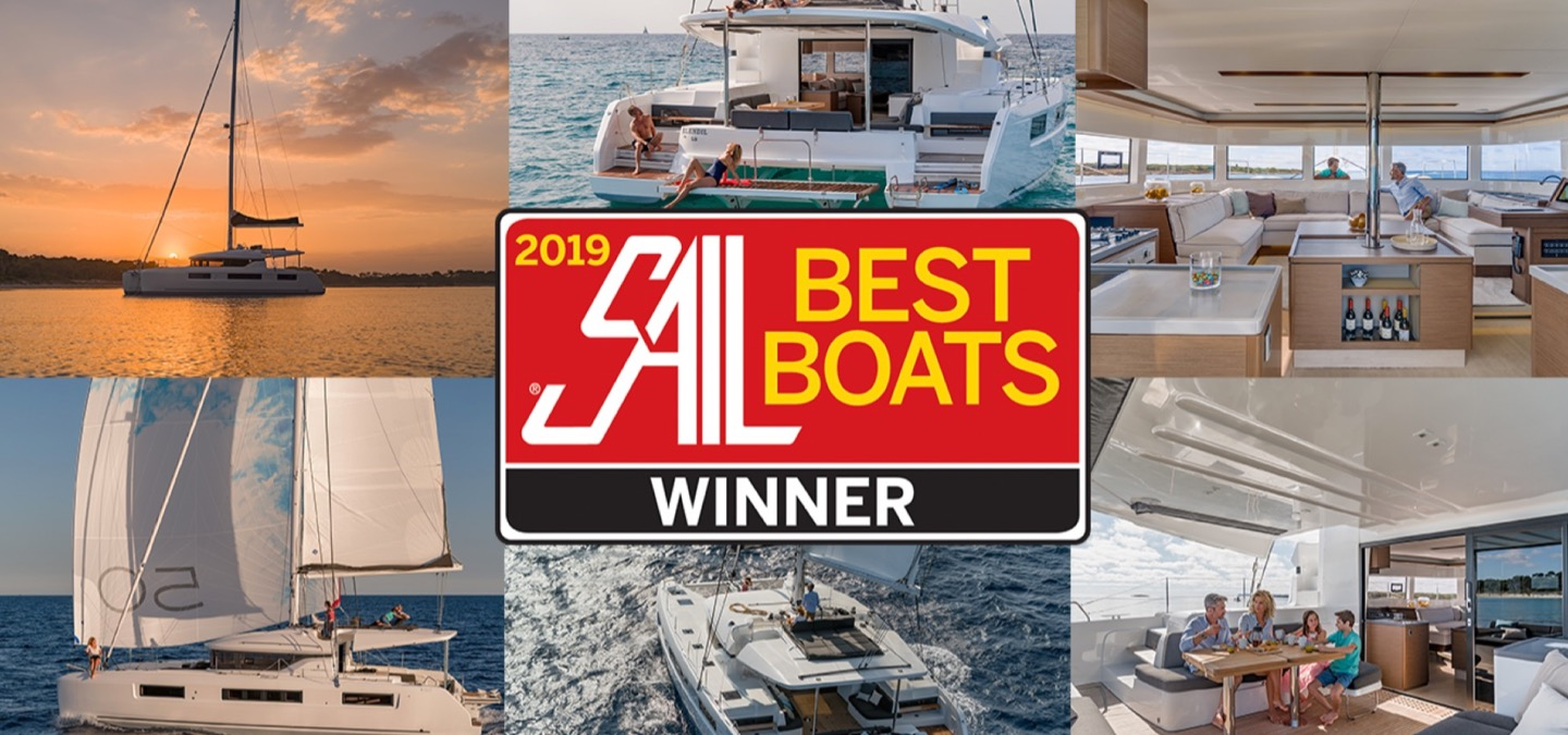 3 Award-Winning Lagoon Catamarans Worthy of Your Consideration