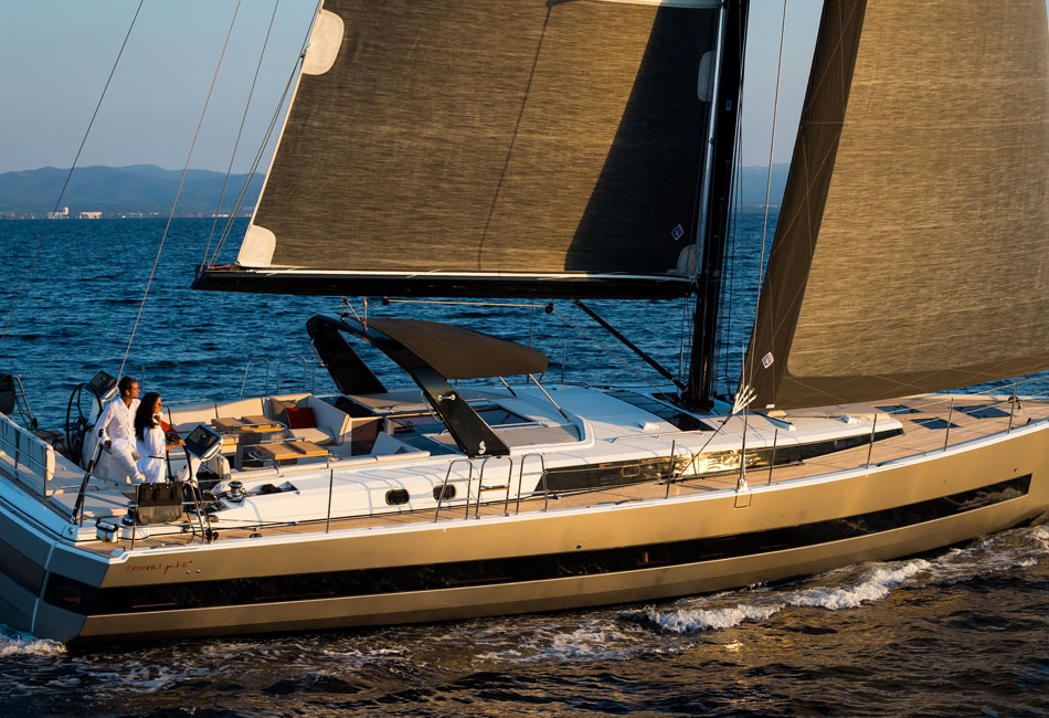 Oceanis Yacht 62-16