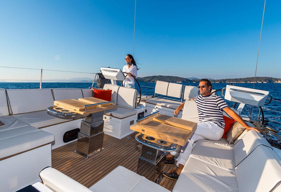 Oceanis Yacht 62-18