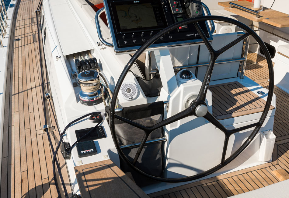 Oceanis Yacht 62-21