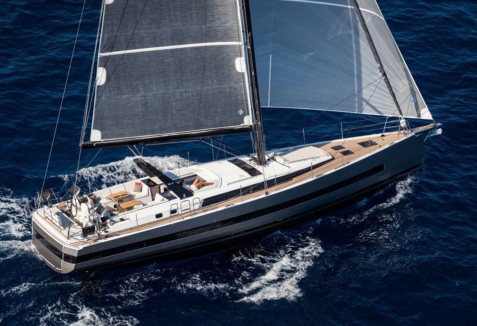 Oceanis Yacht 62-4