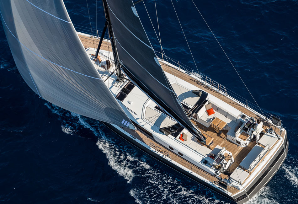 Oceanis Yacht 62-7