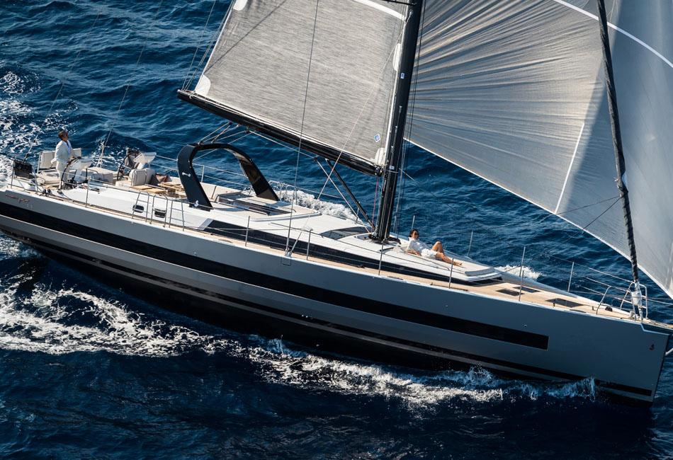 Oceanis Yacht 62-8