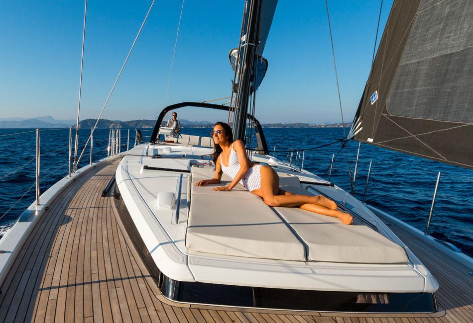 Oceanis Yacht 62-9