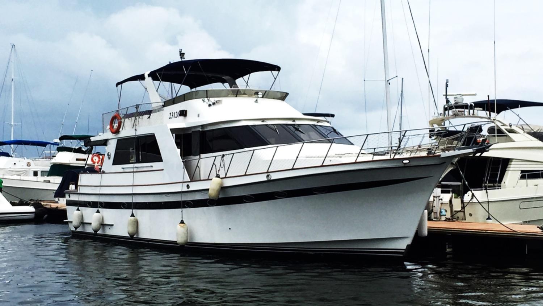 1989 Ocean Alexander 65-4