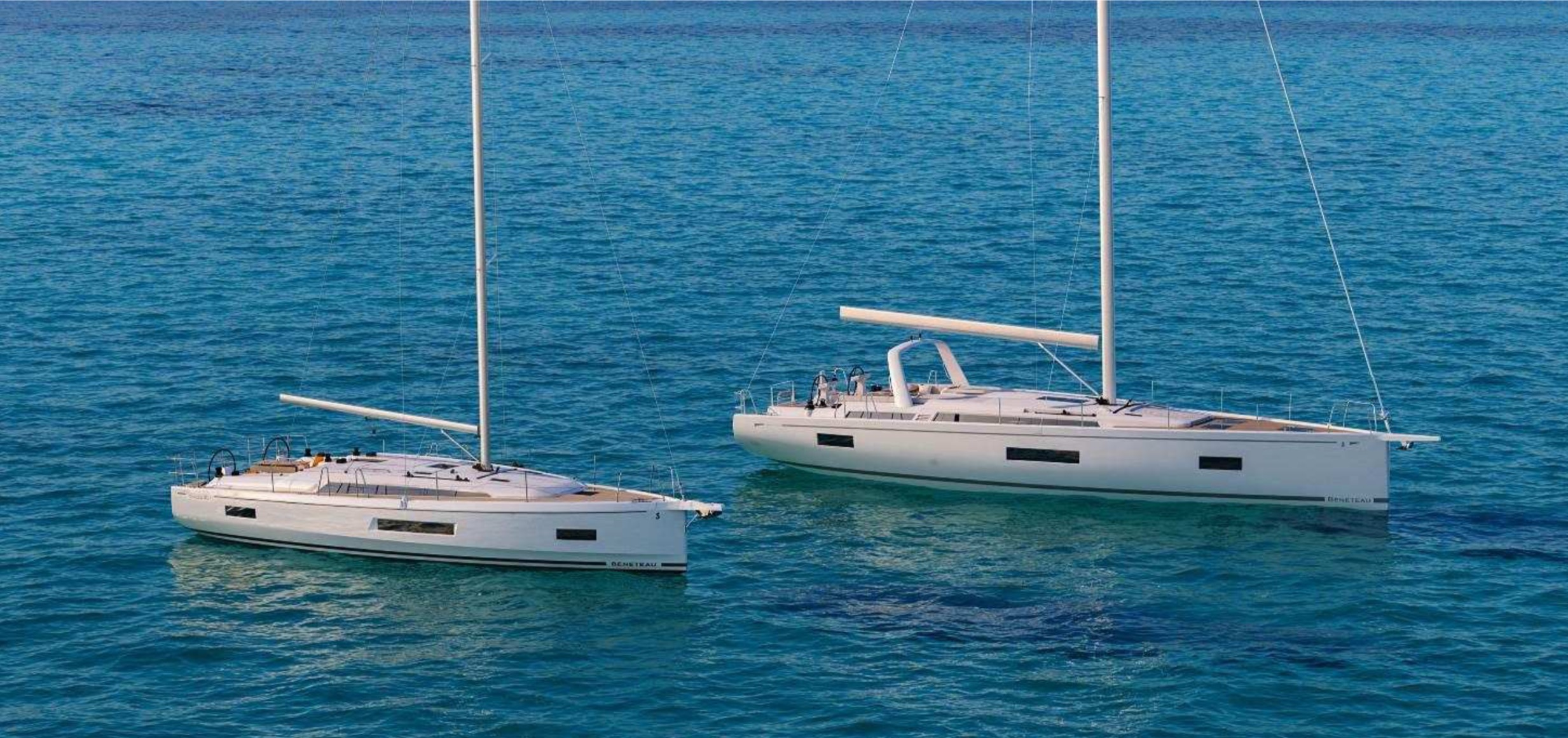 Introducing, the Bénéteau Oceanis 40.1 and Oceanis Yacht 54