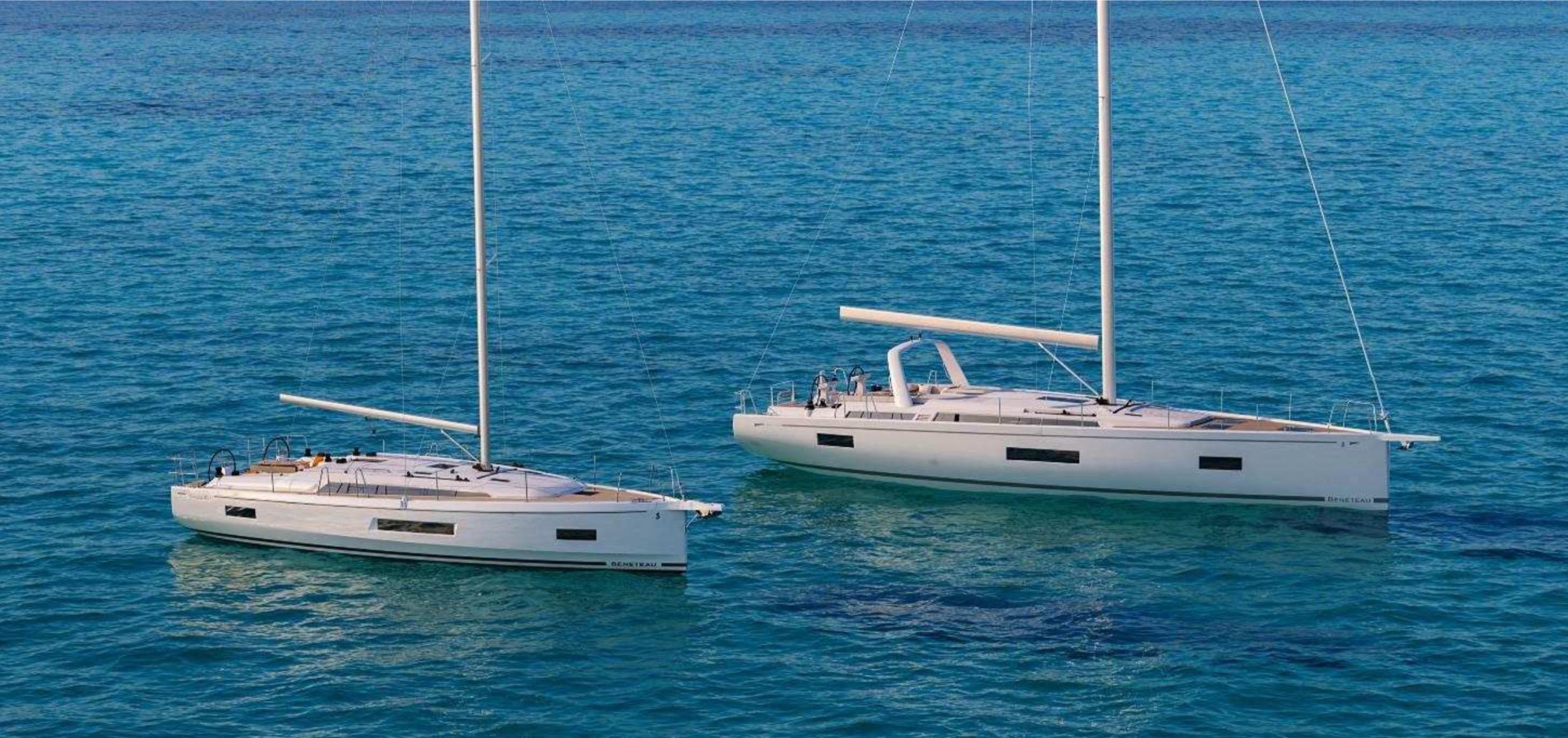 Introducing, the Bénéteau Oceanis 40.1 and Oceanis Yacht 54