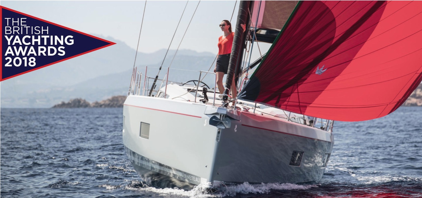 Beneteau's Oceanis 51.1 and Oceanis 46.1 Clinch Top Prizes at Major European Awards