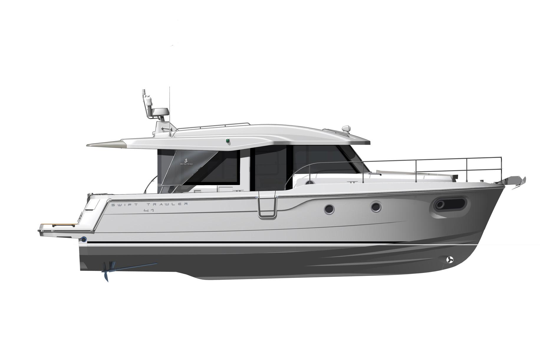 Swift Trawler 41-4