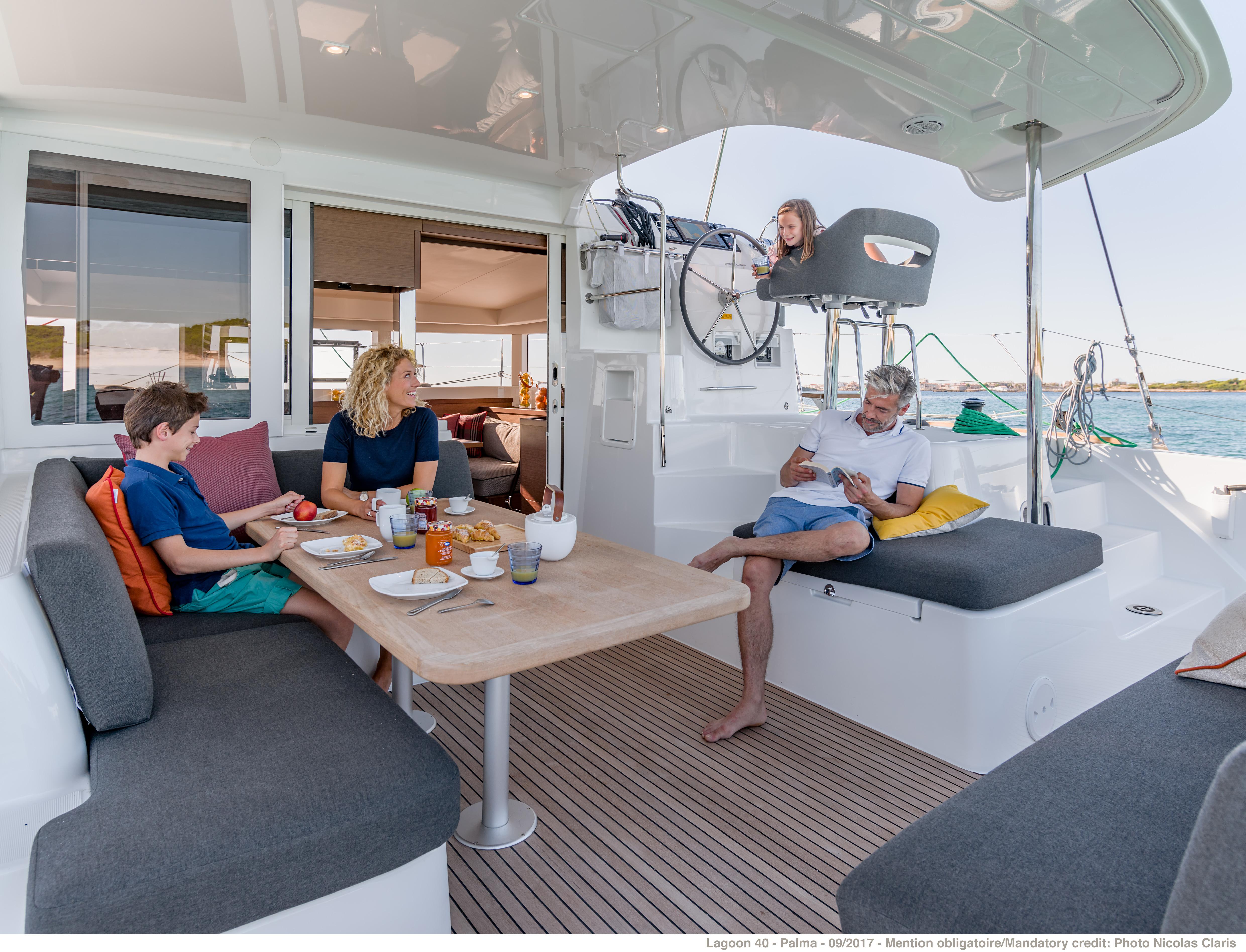family yacht