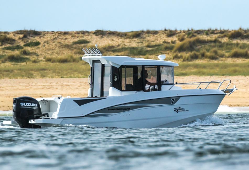 Barracuda 7-7