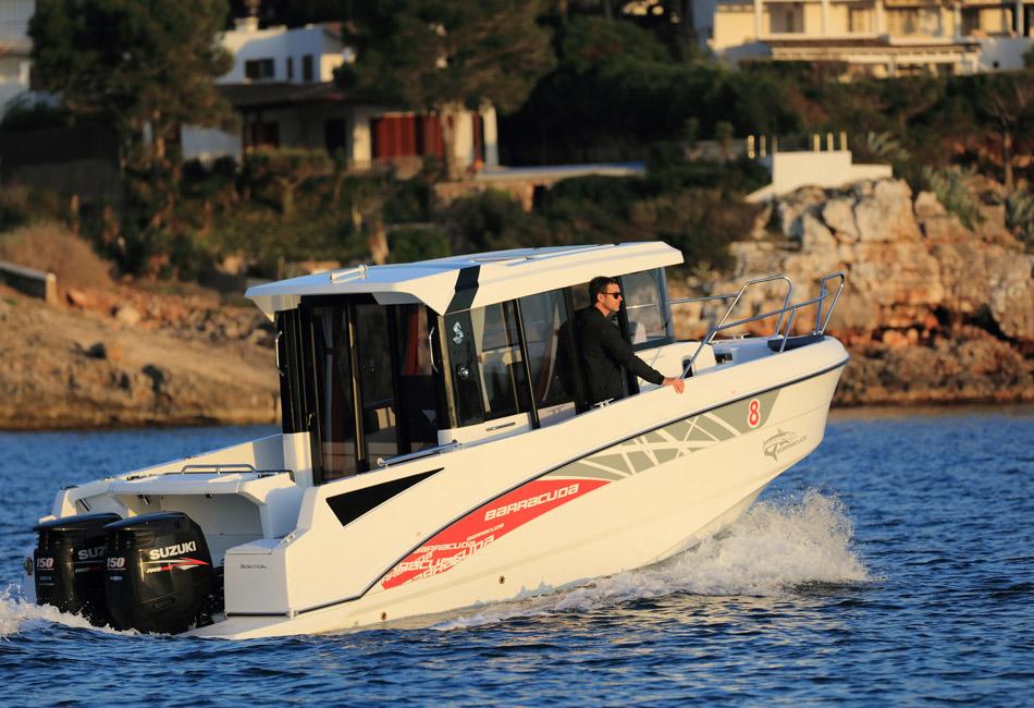 Barracuda 8-5