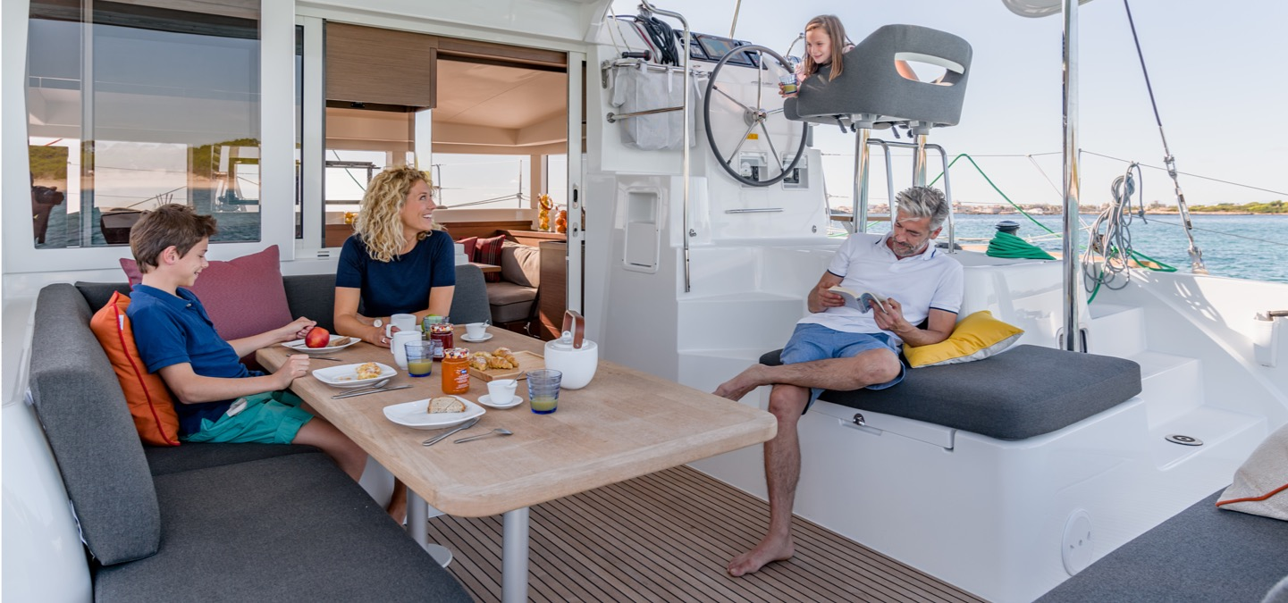 What to Look For in a Family Yacht