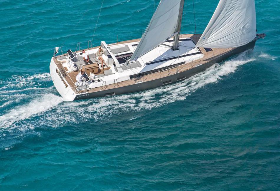 beneteau sail boat