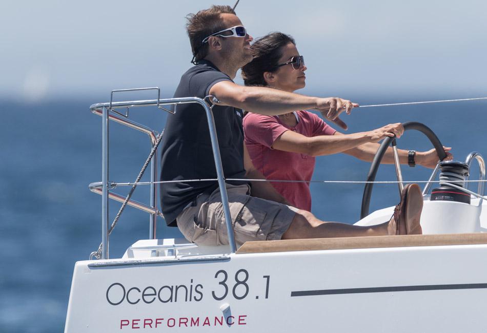 Oceanis 38.1-4