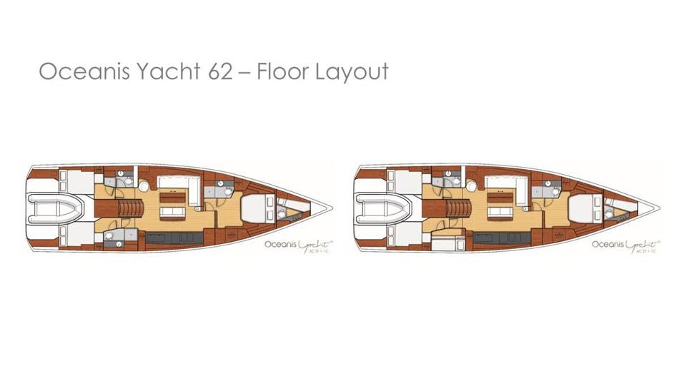 Oceanis Yacht 62-3