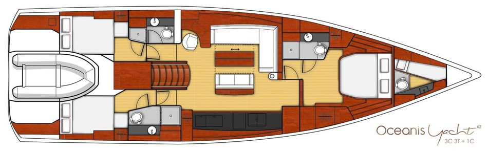 Oceanis Yacht 62-2
